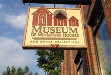 Miniature animals / Tiny wonderful creatures at the Museum of Miniature Houses
