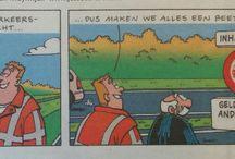 De Rechter / De Rechter - cartoon