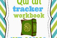 Quran workbooks
