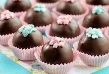 Cikolatali toplar