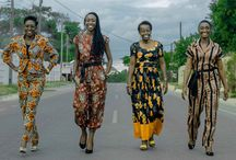 Ethnique Afrika / High-end African-inspired clothing for men and women