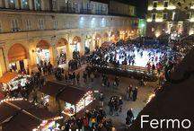 WINTER - www.ItaliaMarche.com / Scatti Fotografici invernali - Fotografie soggette a © Copyright. Girando in inverno nella Regione Marche