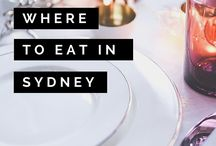 Australia / Everything you need to see in Australia, from animals and nature to the bustling city of Sydney.