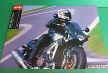 RSC MILLE 1000 TUONO DEPLIANT MOTO MOTORCYCLES APRILIA
