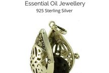 925 Sterling Silver Essential Oil Jewellery / All 925 Sterling Silver Essential Oil Jewellery from Ooh La Lava.