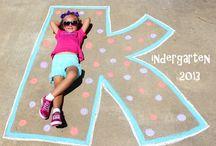 Kindergarten Beginning of the Year...