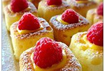 torte con frutta