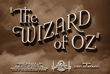 Off to see the WIZARD!!! / by Amy Marie