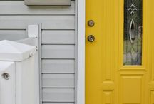Front Doors / by Tina Robinson