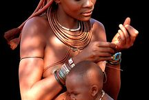 the Himba / by Joseph Oppecker