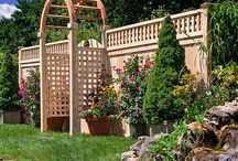 Wood Fences / Wood is a popular fencing option because it is both practical and aesthetically appealing to the eye. Wood fences allow you to customize them in many different ways. Whether you are looking to change the color of your wood fence by painting it, or are just looking to stain the fence to alter its look, wood fencing is very versatile. For more information on our wood fence installation in NJ, Call us at (973) 772-2593.
