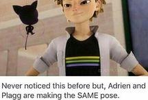 Adrien miraculous ladybug