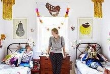 Kids' Rooms / by Michelle Pontbriand