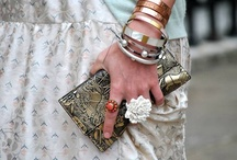 Global Blue's Arm candy
