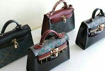 KutarajaBags / Ethnic bag, handmade and limitted edition