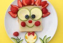 creative food kids