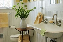 Master Bath Inspiration / by Heather Kahoun