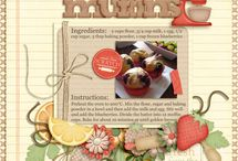 Recetario / Libros para recetas de cocina