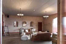 The 'Barrel Room' - Flaxton Gardens Weddings