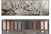 The smoky palette