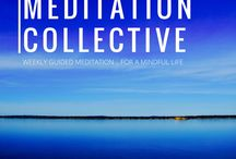 The Meditation Collective / A weekly group guided meditation gathering