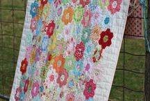 Quilts Hexie's