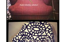 Upcycling Inspirations / Making Old New Again