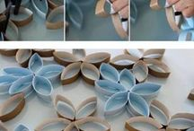 Kids' Craft Ideas / Simple but beautiful crafts for kids.  Ideas worthy of their time and yours! / by Jessie Schmdit