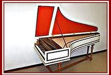 Harpsichord ideas / by Anastasia Slipper