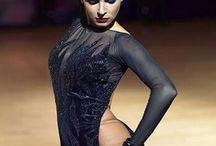 Dancer lace dresses!