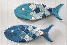 carving fish