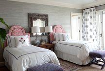 Girls Bedroom Ideas / by Rebecca George