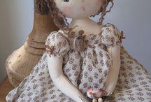Les poupées Farfalou