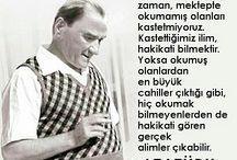 Atatürk'den sözler