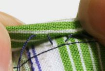 Pencil case sewing projects