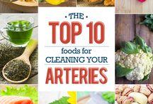 Heart Healthy Tips/Recipes