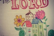 Journaling The Journey / I'm focused on passion not perfection. Bible Journaling for the not-so-artistic soul. =)