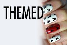 Themed Nail Art & Nail Designs