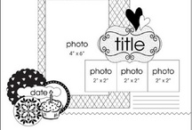 Page maps and scrapbook