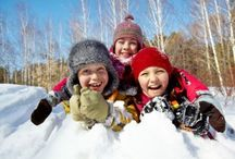 Winter Workout / It can be difficult to get yourself motivated during the winter months, use these fun workout ideas to keep healthy all year round!  https://www.creativebioscience.com/