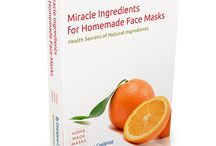 eBook for FREE! / Sign up for my FREE eBook that lists all the natural ingredients that are perfect for homemade face masks & body scrubs. It explains what makes them special and why you should use them in your beauty regime. http://homemademasks.net/faq/free-ebook/