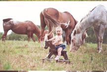 Photoshoot with Horses