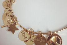 C H R I S T E N I N G / Honeybourne Jewellery offer a whole range of bespoke of original, personalised Christening gifts.