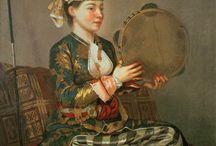 Ottoman dresses
