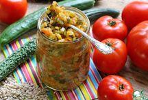 ЗАПРАВКИ  для борща, рассольника, супов и зелень