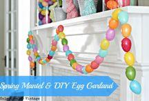 Easter Ideas / by Jennifer Hembd