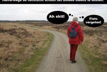 Kakhiel / Dutch jokes and terrible puns