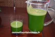 Jus et smothie / by Chystèle