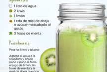 Aguas, Jugos, Bayidos y Smoothie