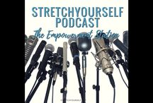 STRETCHYOURSELF the Empowerment Podcast Intervies